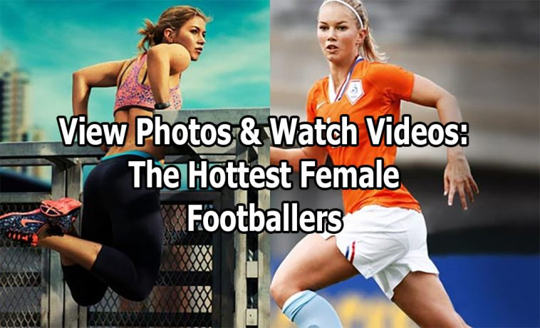 hottest womens soccer players
