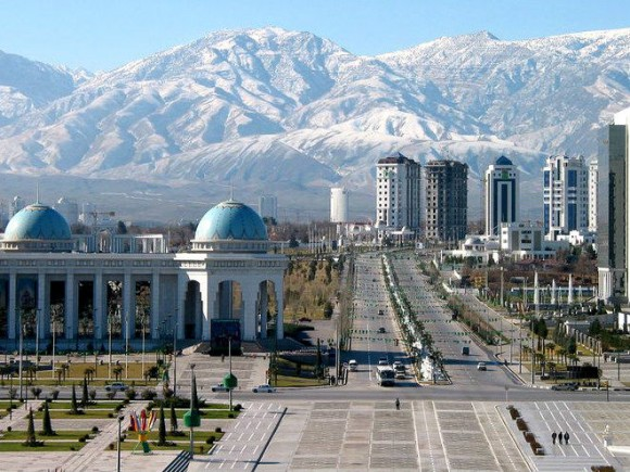 internet cencorship in turkmenistan