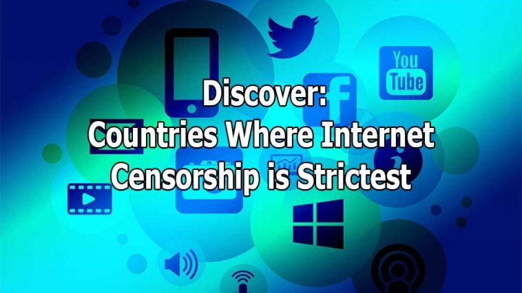 countries that consor internet