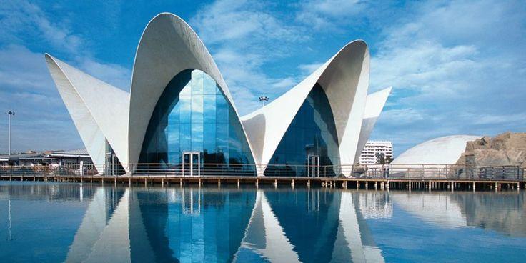 L'Ocenographic, Valencia, Spain