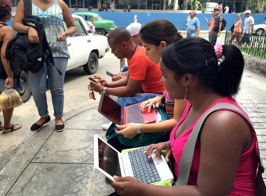 internet cencorship in cuba