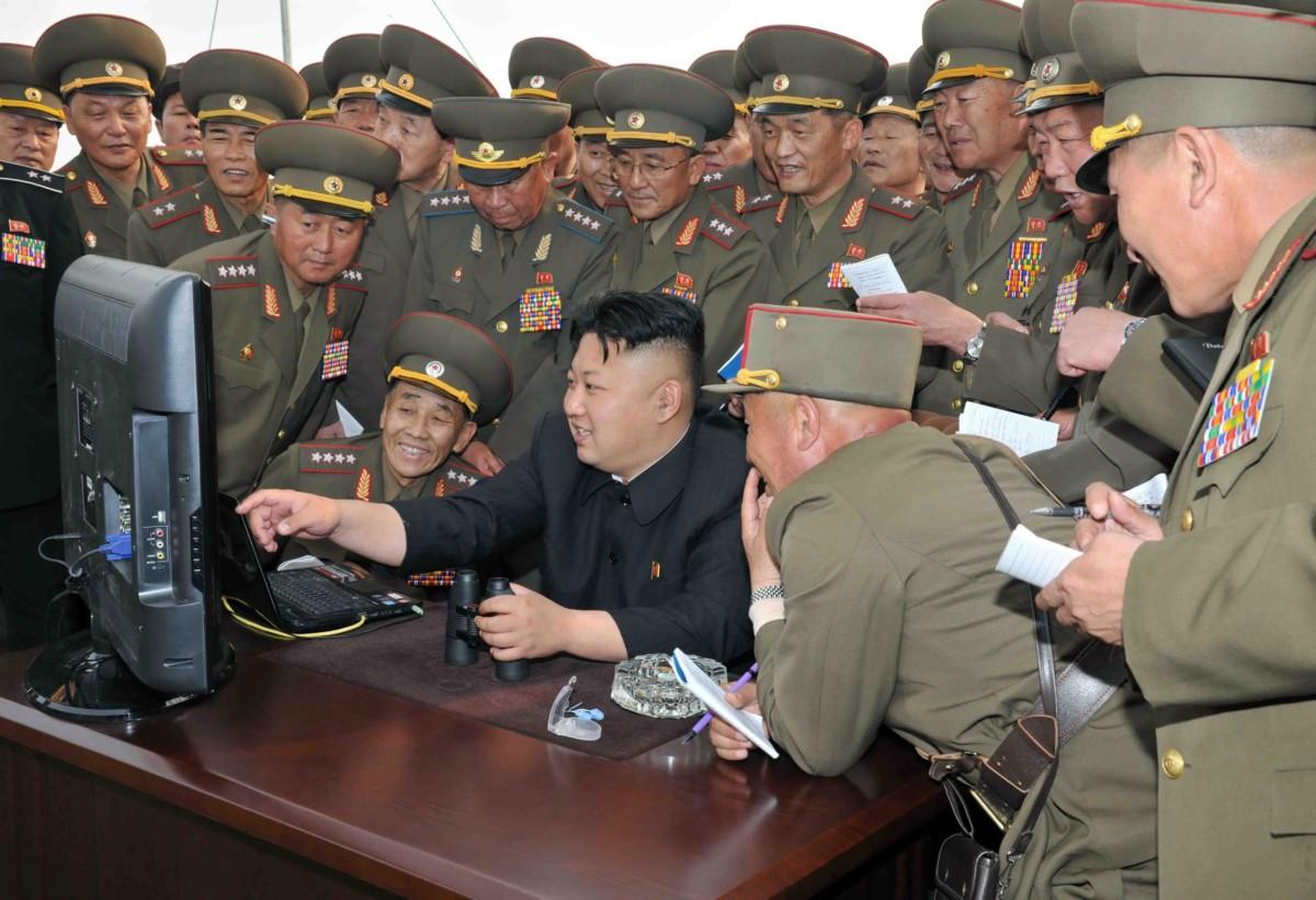 internet cencorship in north korea