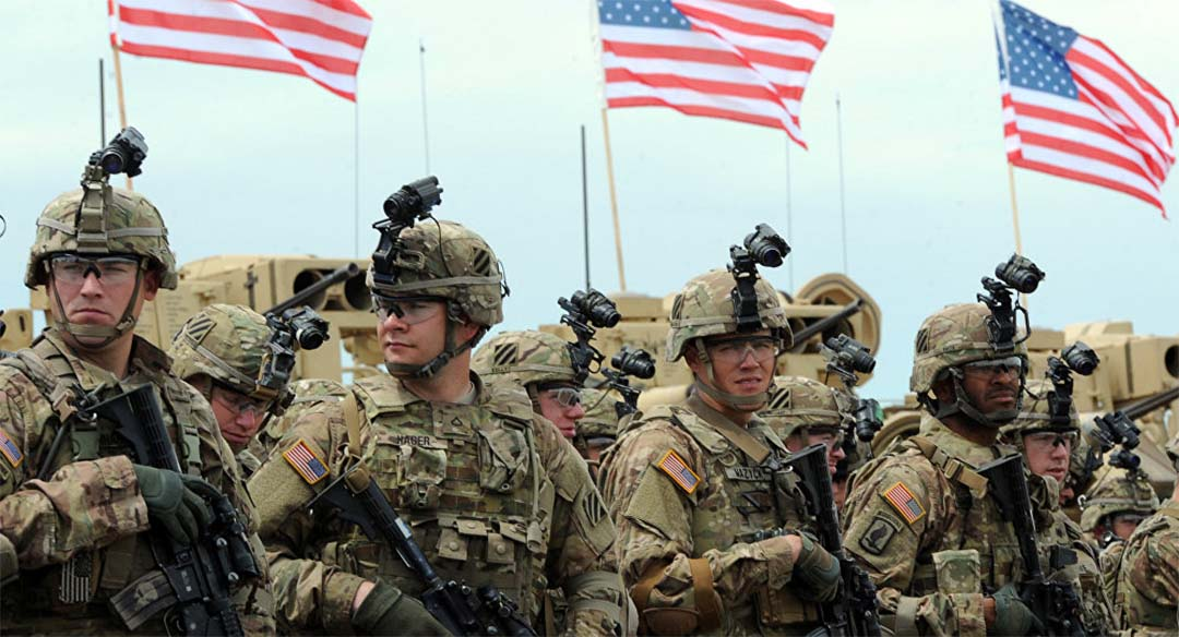 most powerful armies in the world united states army - number one
