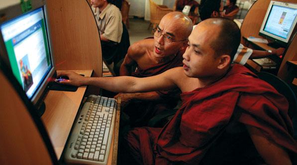 internet cencorship in burma